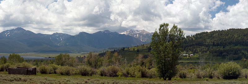 Idaho Panorama-July 2009