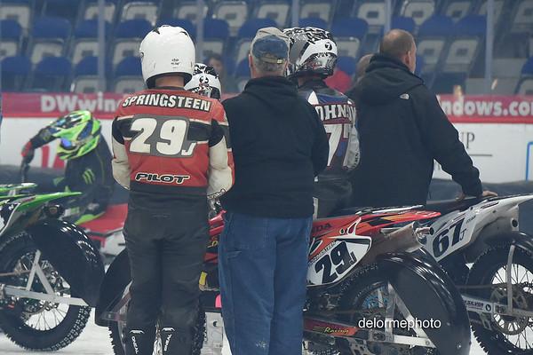 Motorcycle Ice Races 12-09-17