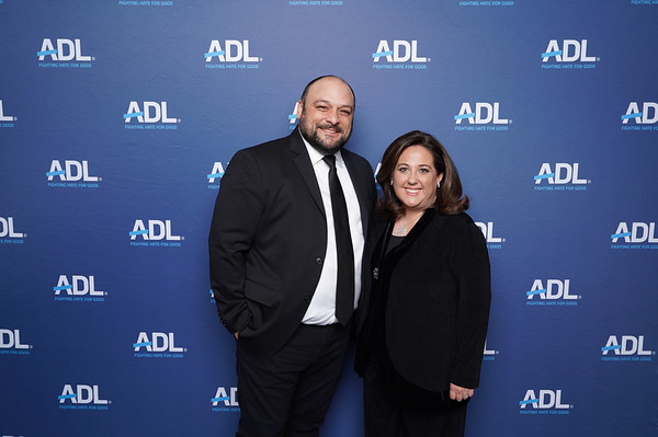 2019 ADL - A World without Hate Gala