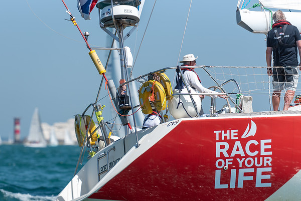 Round the Island Race - Clipper