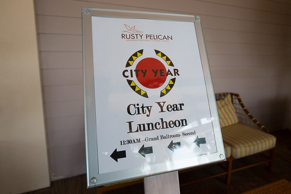 Womens Leadership Luncheon 2016 - City Year Miami