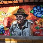 Tehuantepec arts paintings, Mexico
