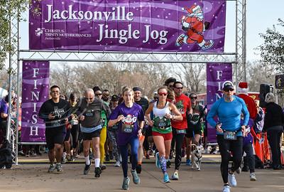 Jacksonville Jingle Jog by Jessica Payne