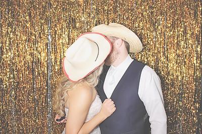 10-2-20 Atlanta Greystone Estate Photo Booth - Danielle and Matthew's Wedding - Robot Booth