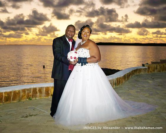 Sharado & Antionette | Wedding | Exuma, Bahamas