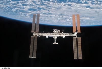 ISS + Shuttle
