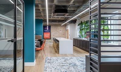Thomas & Adamson offices Glasgow