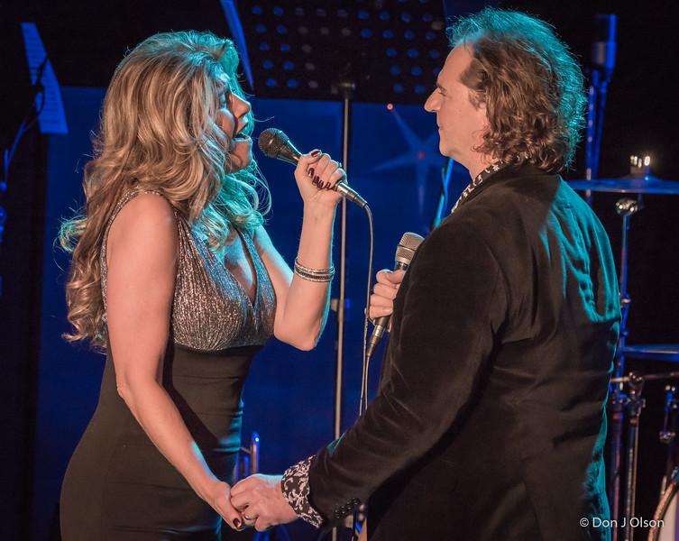 Julie Holm Velline & Matt Velline--Matt Vee Family & Friends Celebrate The Music Of Neil Diamond. I am... He said.
