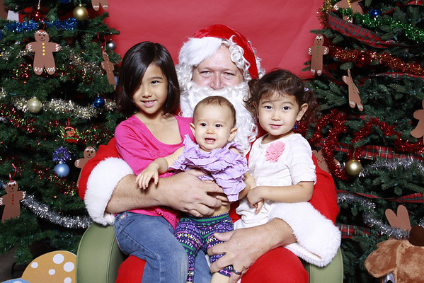 Easter Seals (Santa Portraits)