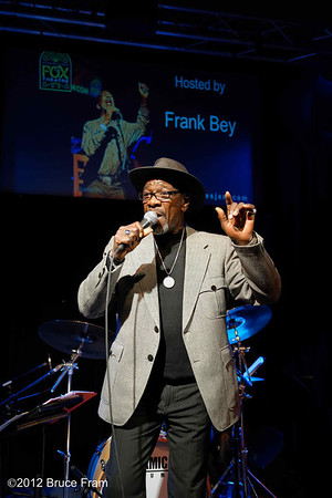 Frank Bey Hosts Fox Blues Jam 2012
