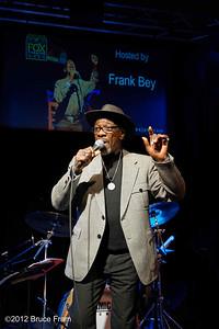 Frank Bey Hosts Fox Blues Jam 2012