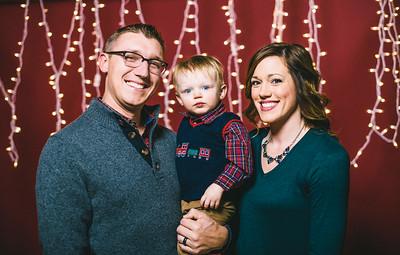 Xmas Mini Keating Family