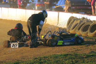 Clark County Go Kart Race 9-27