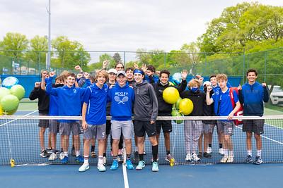 Tennis Senior Night--More photos to come