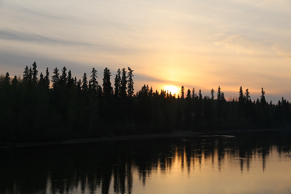 Fairbanks Princess Riverside Lodge, Alaska - May, 2014