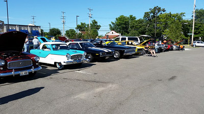 Kenosha 2014-Cruise To Culvers on Thursday