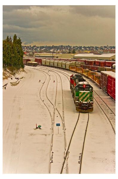Ballard Train Yard