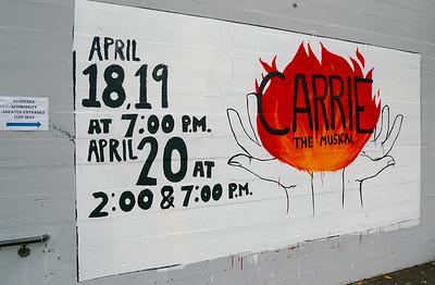 Carrie Dress Rehearsal April 15,2019