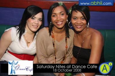 Dance Cafe - 18th October 2008