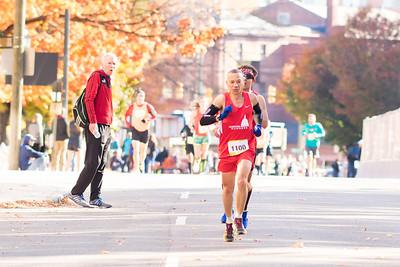 Richmond Marathon & Half 2016