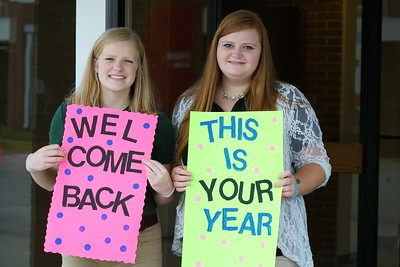 First Day of School 2016-17