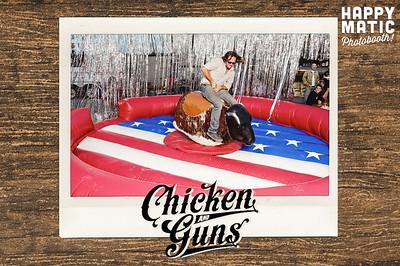 Chicken & Guns Grand Opening!