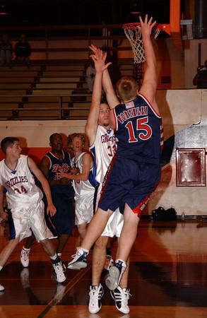 DHS Varsity Boys Basketball - 12-06-05
