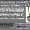 1.63ctw Edwardian Diamond Pave Heart Pendant 4