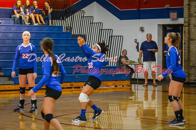 Freshman Volleyball