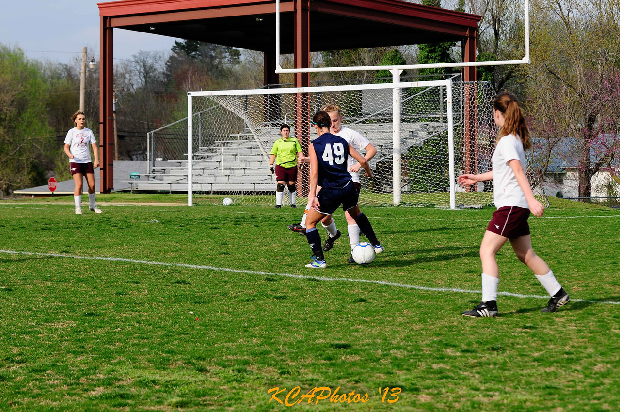 2013 SCS Soccer vs Huntsville 4-9-2013 -38