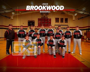 Brookwood baseball BB19