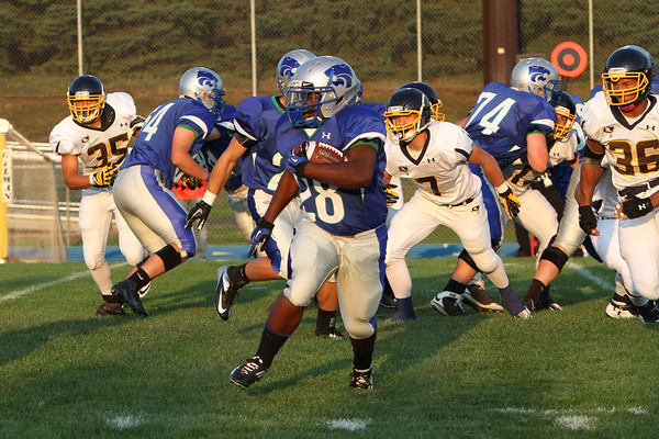 Wildcat Varsity Football