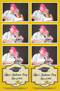 Alyssa`s Graduation Party -7-16-2016