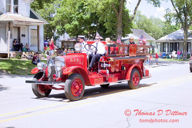 2014 - Independence Day Parade - Henry Illinois