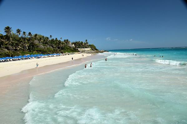 Crane's Beach Barbados ( January 2017)