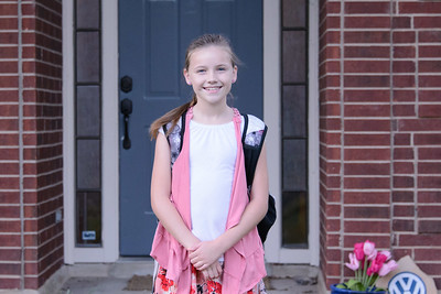 2014-08-25 1st Day of School