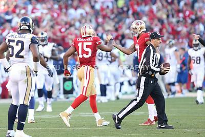 Rams vs 49ers Dec 1 2014