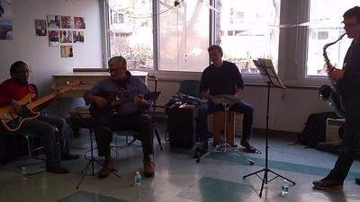 Senior Center RI- Volunteer Jazz