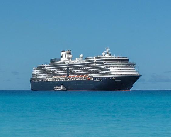 Zuiderdam Sunchaser Cruise March 2019