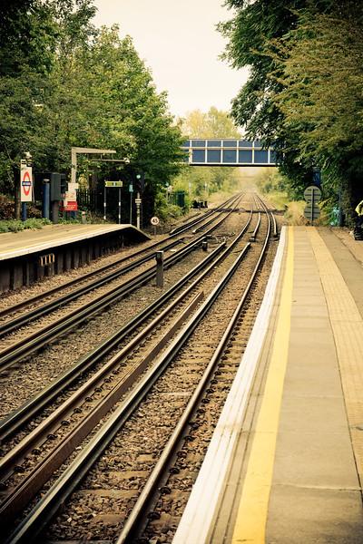 Kew Gardens Tube Station