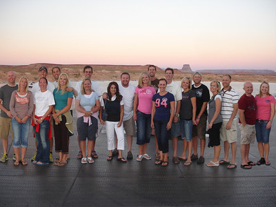 LaKe Powell Couples Trip 2010