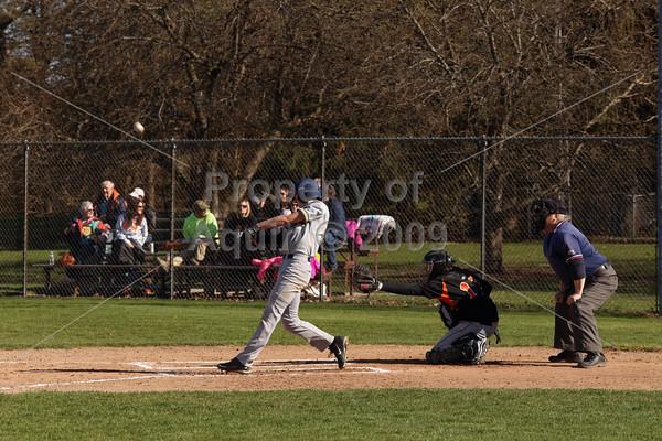 fs baseball v. milledgeville . 4.12.16