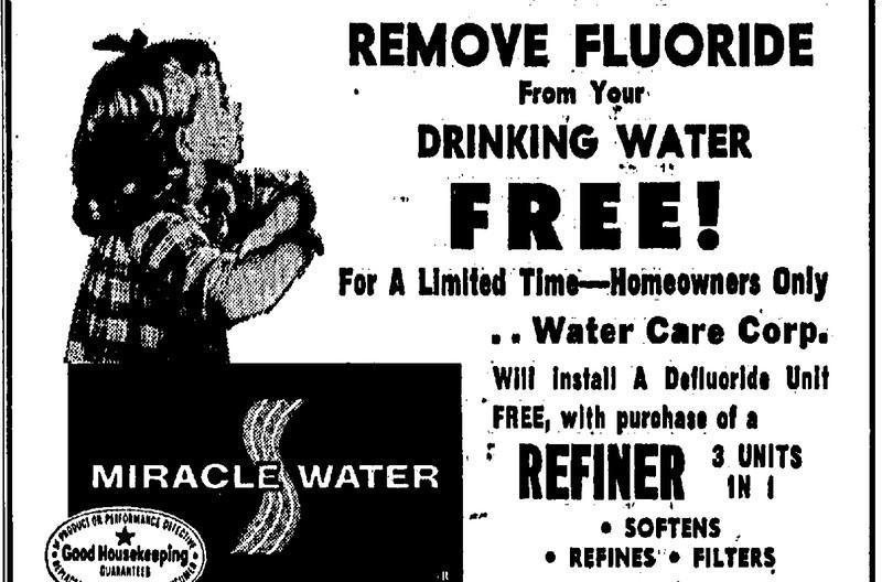 https://youtube.com/watch?v=Qr2bSL5VQgM  https://dallasnews.com/opinion/commentary/2017/11/28/enough-already-effort-remove-fluoride-water-supplies