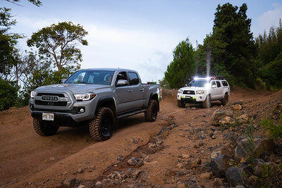 Intro to Overlanding (Peacock Flats - July 2021)