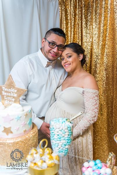 Christina & Rene baby shower