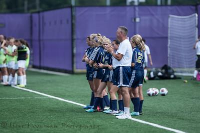 2017 PHS Girls Soccer vs Seymour