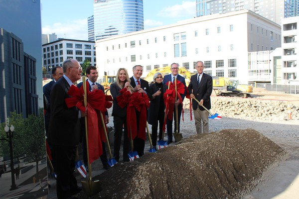 09-28-18 | Federal Courthouse Groundbreaking Ceremony