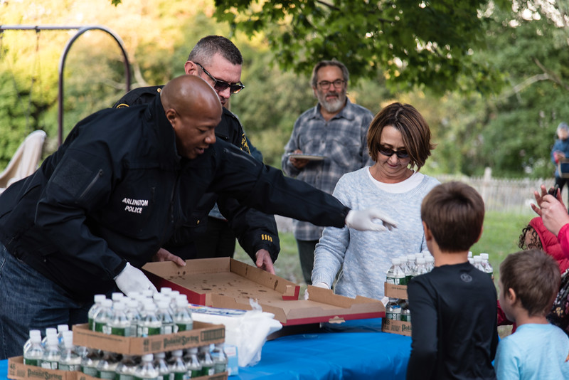 Pizza with Police at the Park 2019_ERF4473