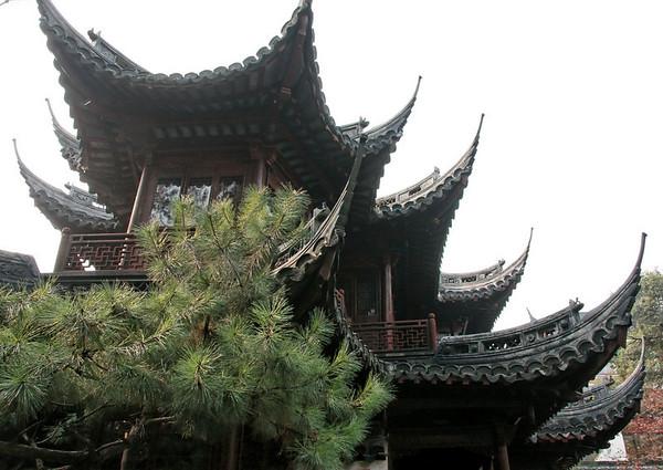 Shanghai 2007 - La vieille ville