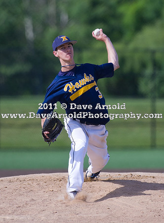 6/3/2011 - MIAA D1 South Preliminary Round - Varsity Baseball - Norwood vs Xaverian
